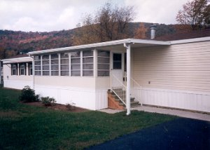 Kibble Protector Products Awning Seamless Gutter
